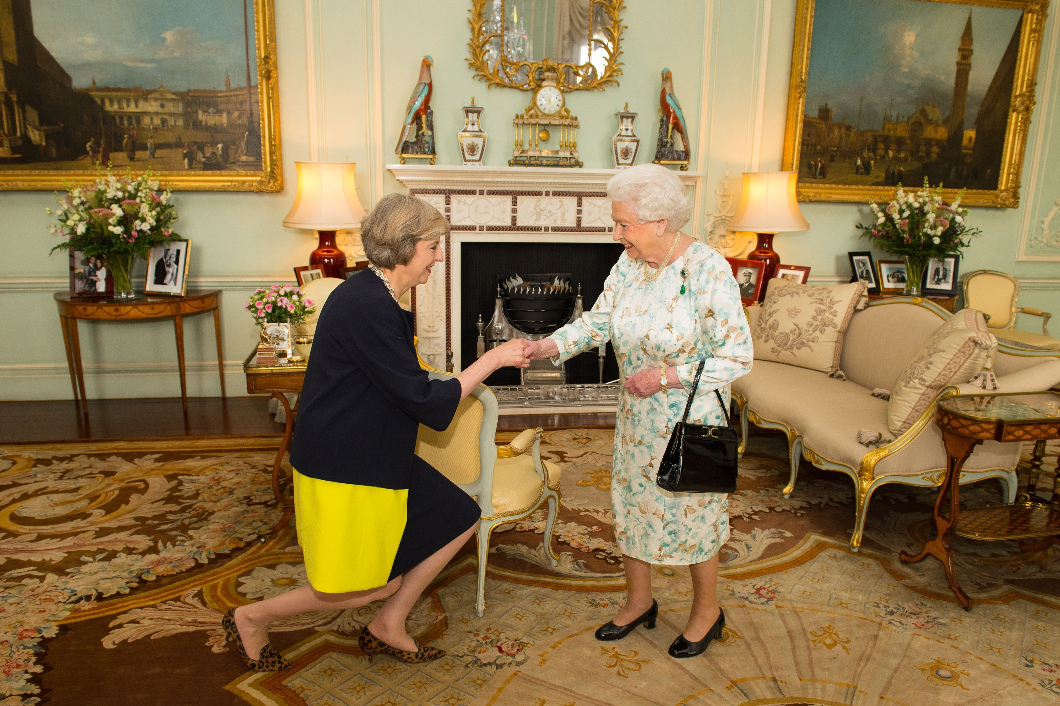 Its Official, Theresa May Is Britains New Prime Minister PA 28073727