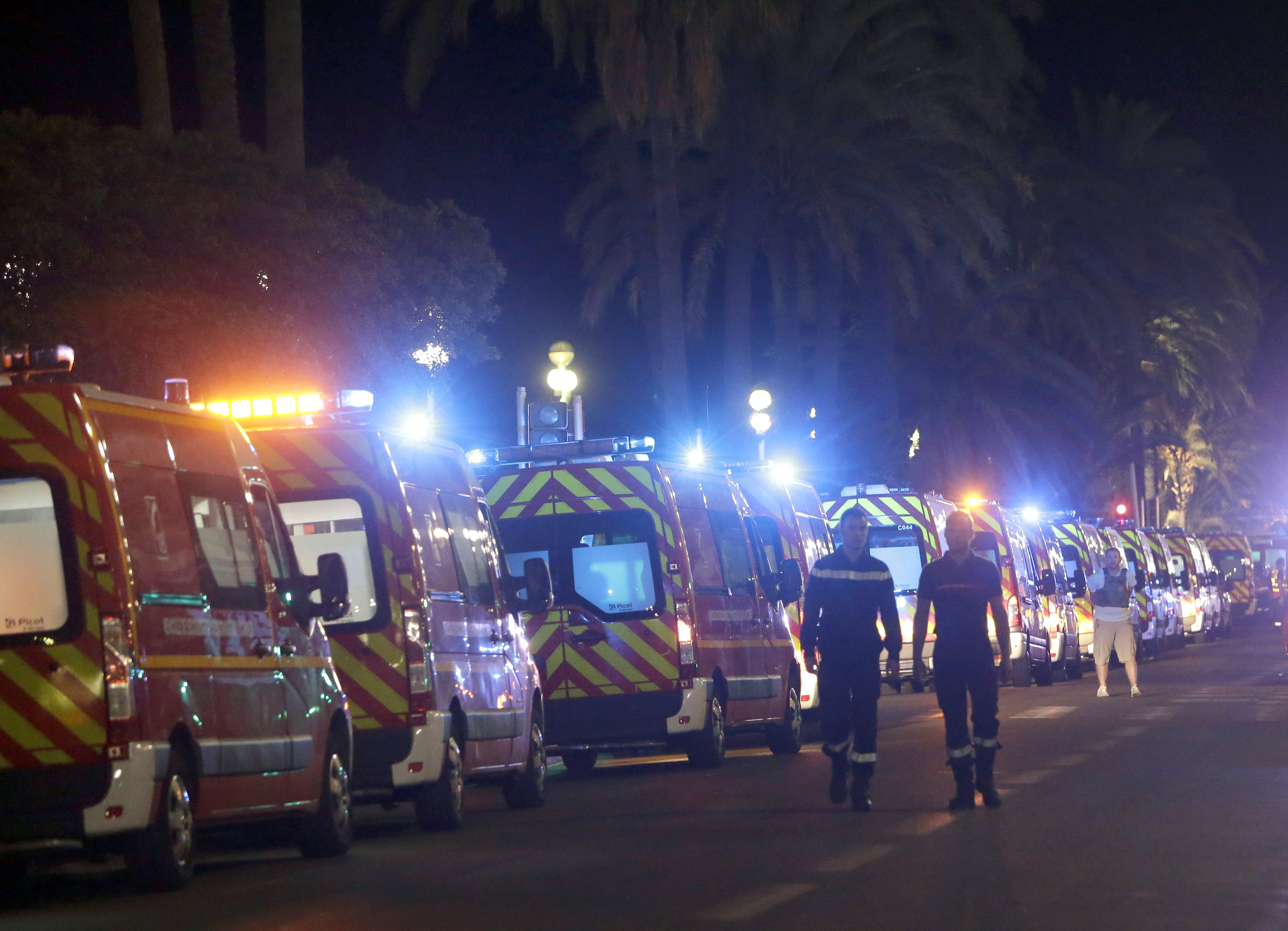 Nice Attack: Death Toll Rises As More Details Emerge PA 28083125