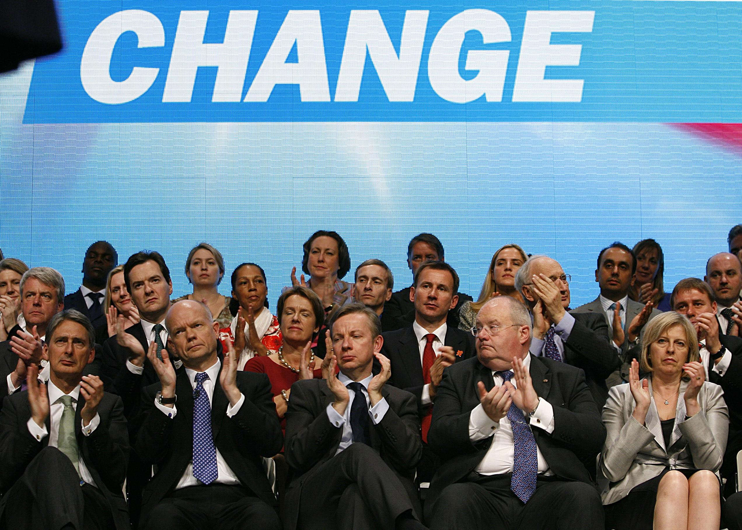 Tory Party Annual Conference