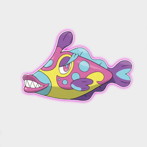 These Leaked New Pokemon Are Really, Really Weird PIIDeKy