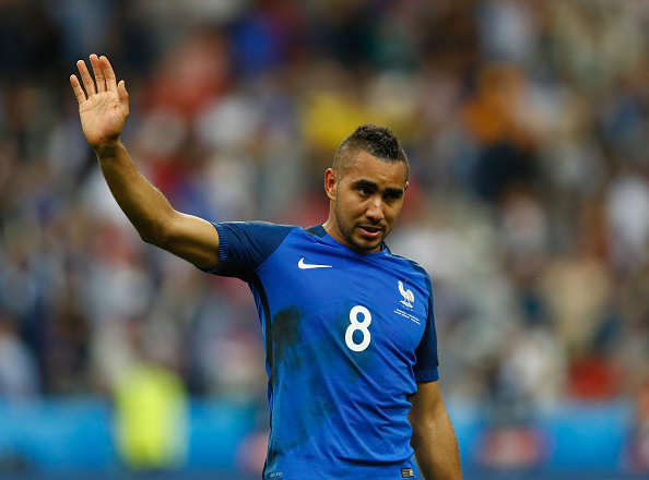 Payet France Getty