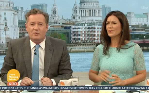 Piers Morgans Latest Comments Will Make You Hate Him Even More Piers Morgan Jennifer Aniston GMB