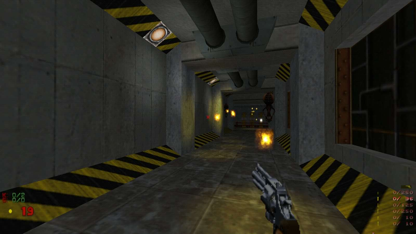 Half Life Recreated In DOOM Is Pretty Awesome PnoicMap16 02