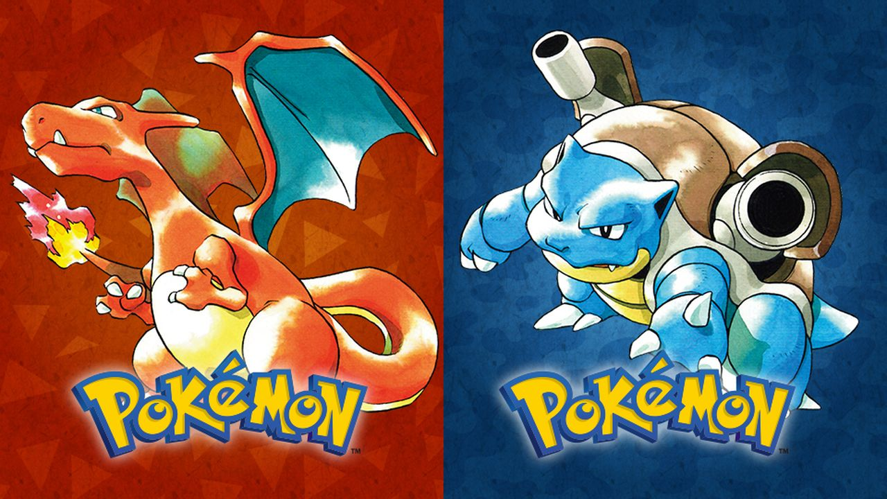 Pokemon: The Mega Franchise That Almost Never Was Pokemon Red and Blue main