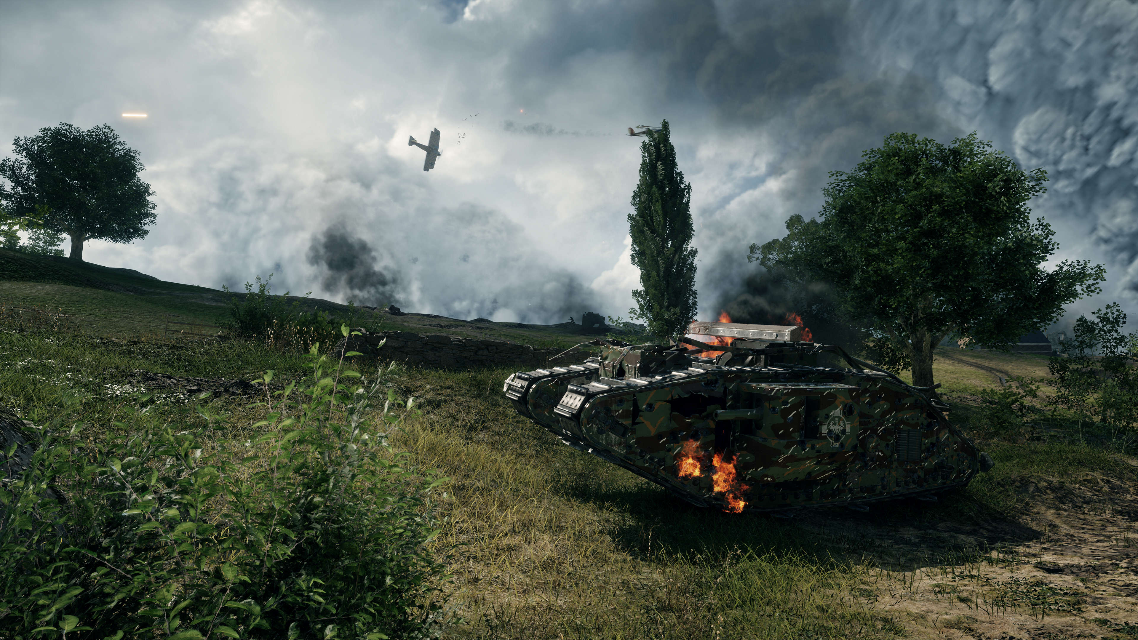 These Battlefield 1 Spectator Mode Screenshots Are Gorgeous PwpMBDS