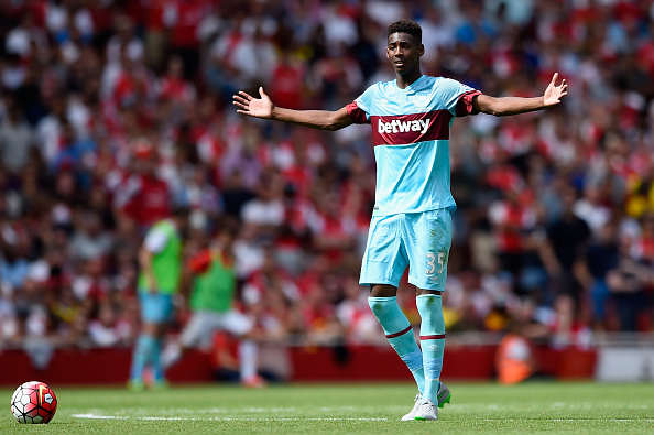 Mourinho Eyes Highly Rated English Starlet Reece Oxford Getty