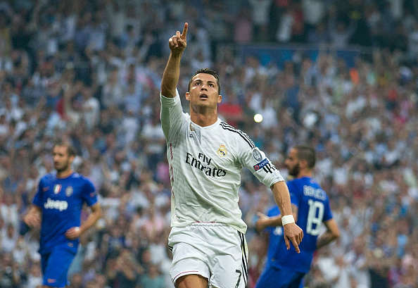 Cristiano Ronaldo Loses The Plot With Seriously Over Enthusiastic Fan Ronaldo Getty Madrid Celeb 1
