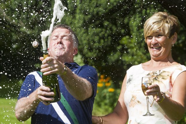 Man Who Won £14 Million On Lottery Makes Surprising Decision SWNS LOTTO WINNER 052 640x426