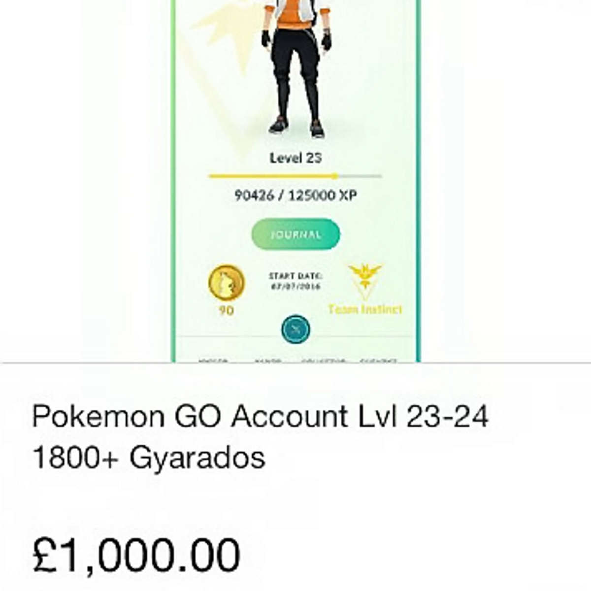 Woman Quits Job To Make Living Playing Pokemon GO, Heres How SWNS POKEMAN PEDRAZA 05