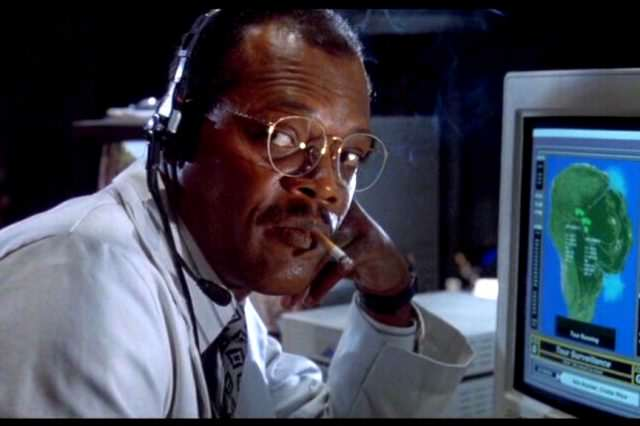 Samuel L. Jackson Reveals How Many More Films Hes Going To Make Samuel L Jackson as Ray Arnold 640x426