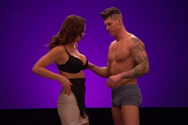 Strangers Strip Off And Get Into Bed Together In New Dating Show Screen Shot 2016 07 04 at 152550