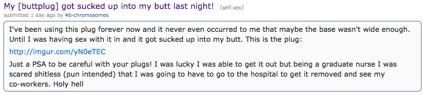 This Persons Terrifying Sex Toy Experience Makes For Grim Reading Screen Shot 2016 07 28 at 19.22.58