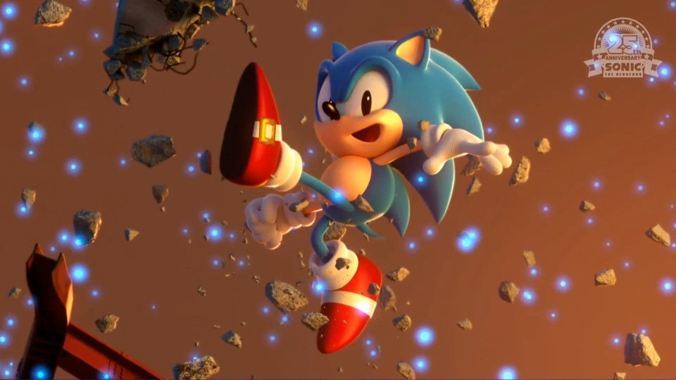 Two New Sonic Games Announced, Throwing Back To Glory Days Sonic Resistance 960x540