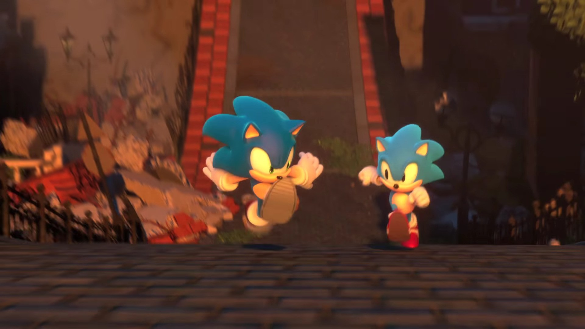 Two New Sonic Games Announced, Throwing Back To Glory Days SonicProject2017Header