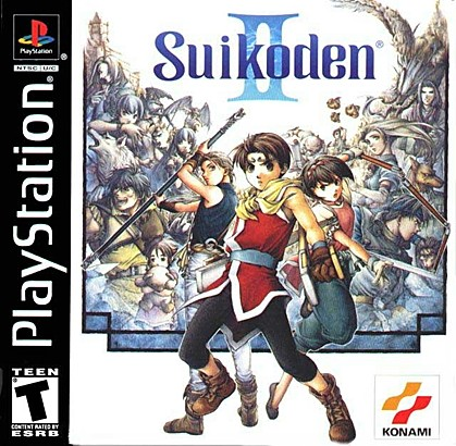 Your PS1 Games Could Be Worth More Than You Think Suikoden2 NA