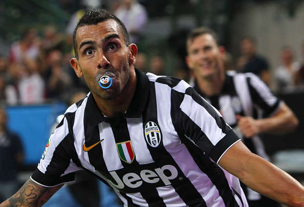 Former United Attacking Sensation Claims Chelsea Want Him Tevez Getty