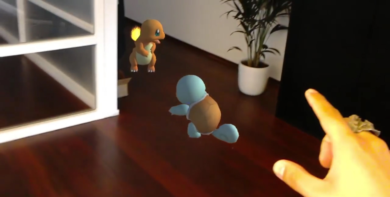 New Video Imagines Pokemon GO On A HoloLens Untitled 1 2