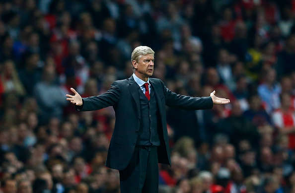 Another TWO Of Arsenals Starting XI Are Now Injured Wenger Getty 3