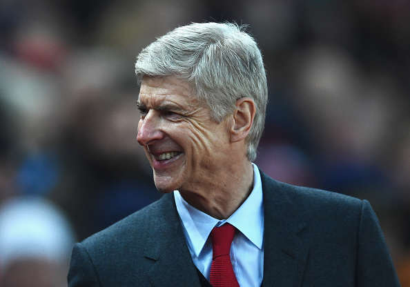 Wenger Personally Scouts World Class Star Ahead Of Transfer Bid Wenger Getty Smile 2 1