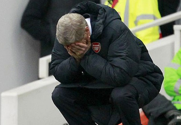 Wenger May Have To Play Worst Ever XI Against Liverpool