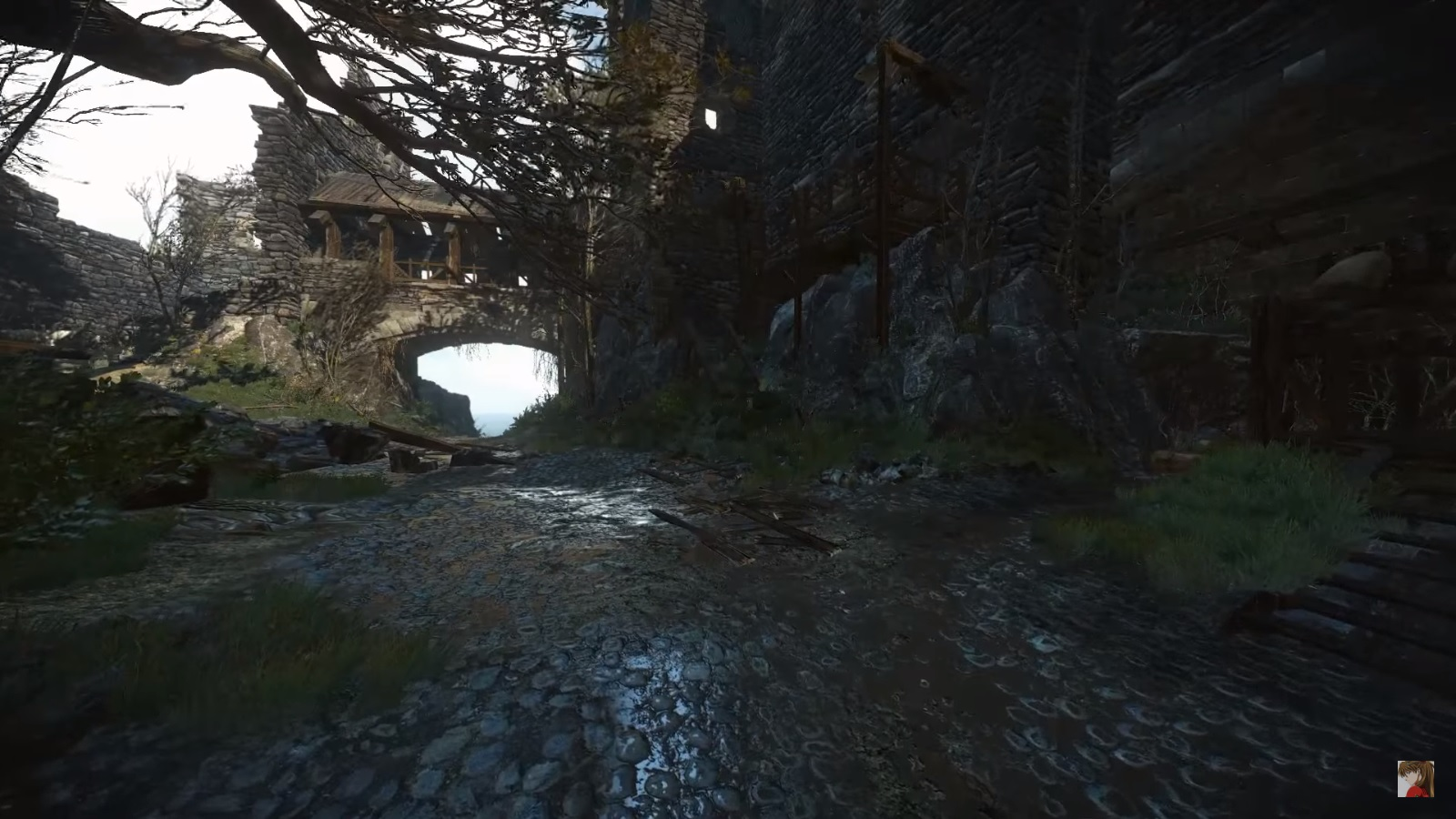 Mod Turns Witcher 3 Into Awesome First Person Adventure Witcher3