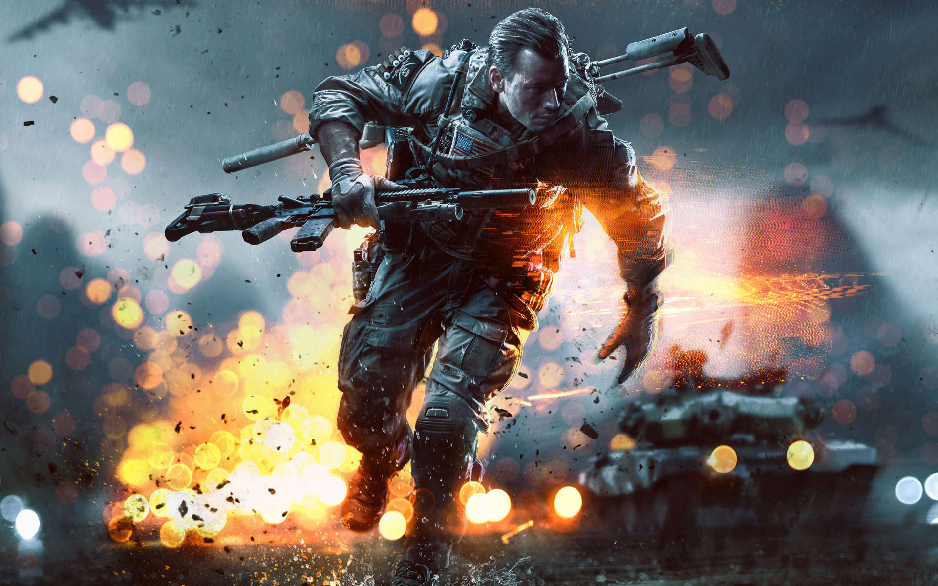 Battlefield TV Show In The Works, Heres What We Know battlefield 4 china rising wide