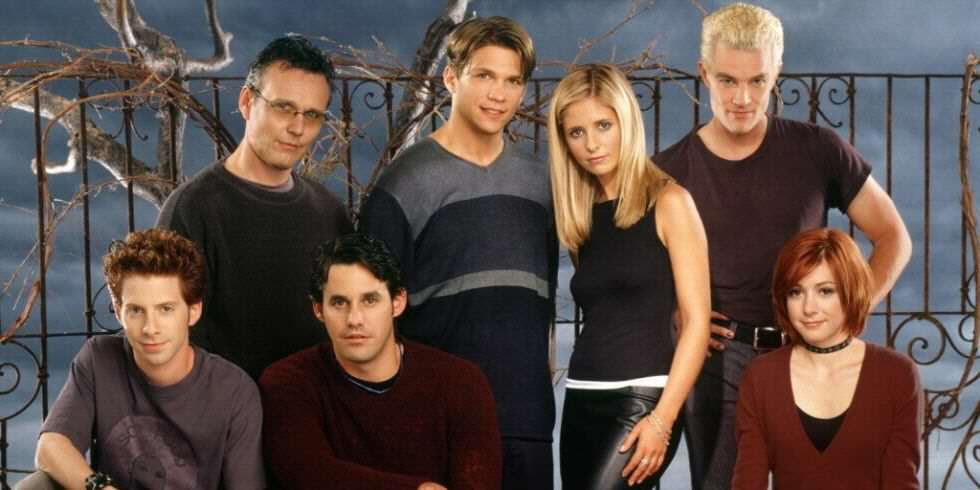This Is What The Stars Of Buffy The Vampire Slayer Look Like Now buffy11