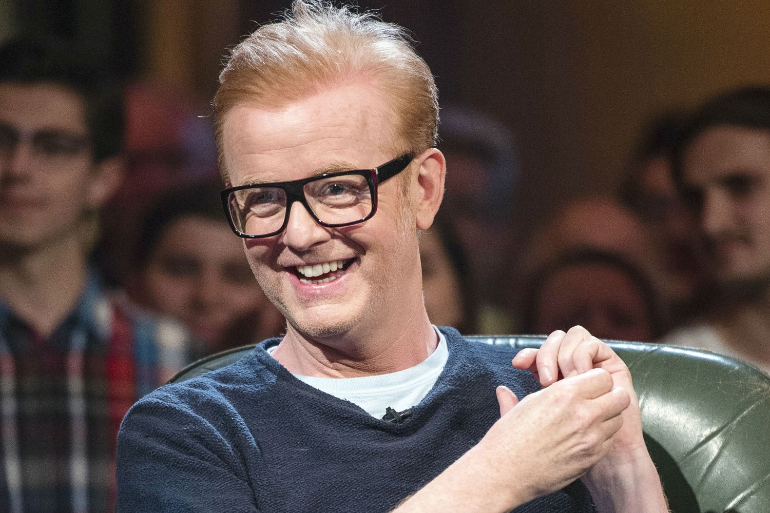 Chris Evans' Top Gear Actually Outperformed Clarkson's chrisevans