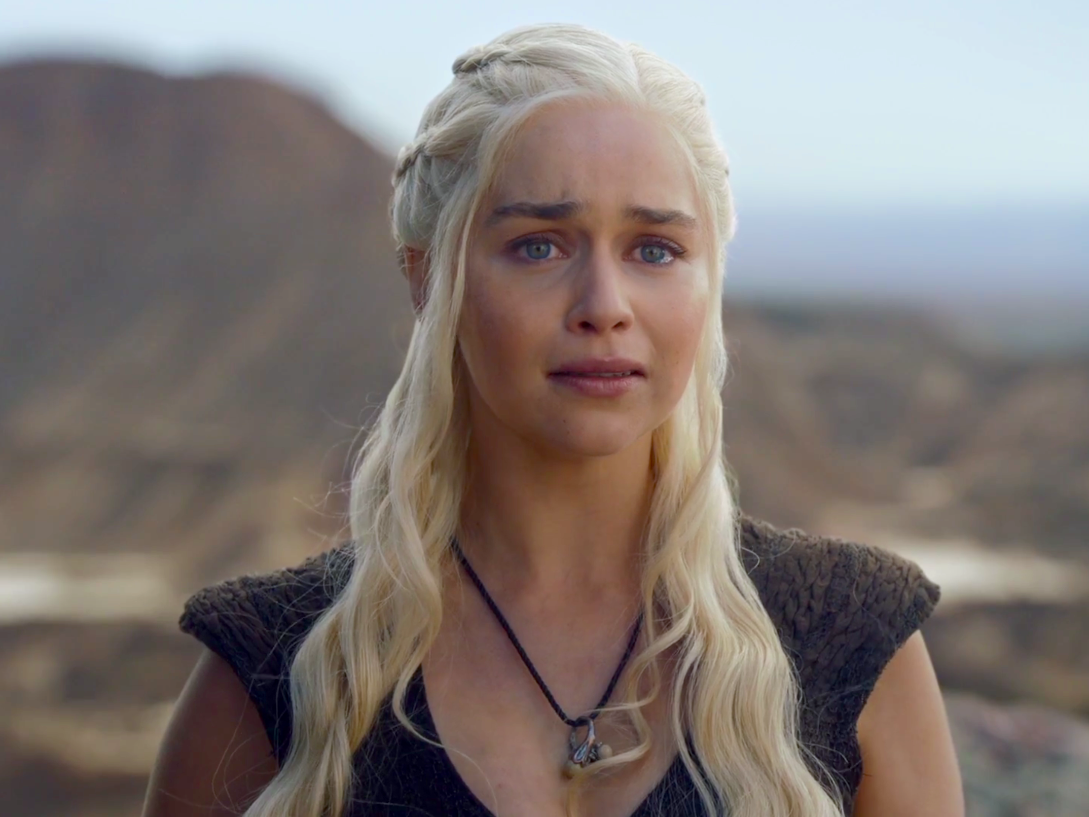 HBO Just Dropped Devastating News For Game Of Thrones Fans daenerys targaryen crying game of thrones
