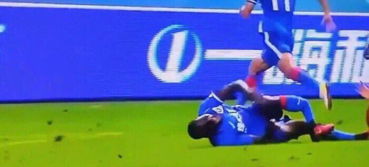 demba injury