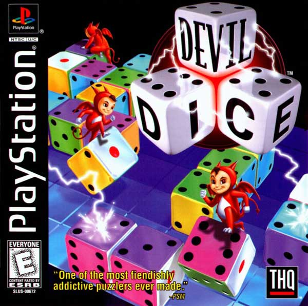 Your PS1 Games Could Be Worth More Than You Think devil dice usa