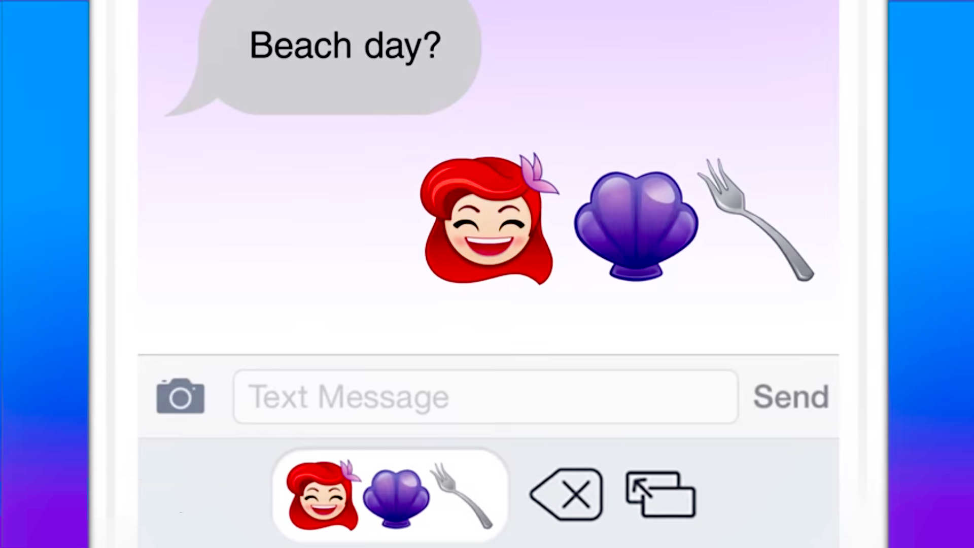 Disney Emojis Are Coming And Nothing Will Ever Be The Same Again disney emoji 01 disney