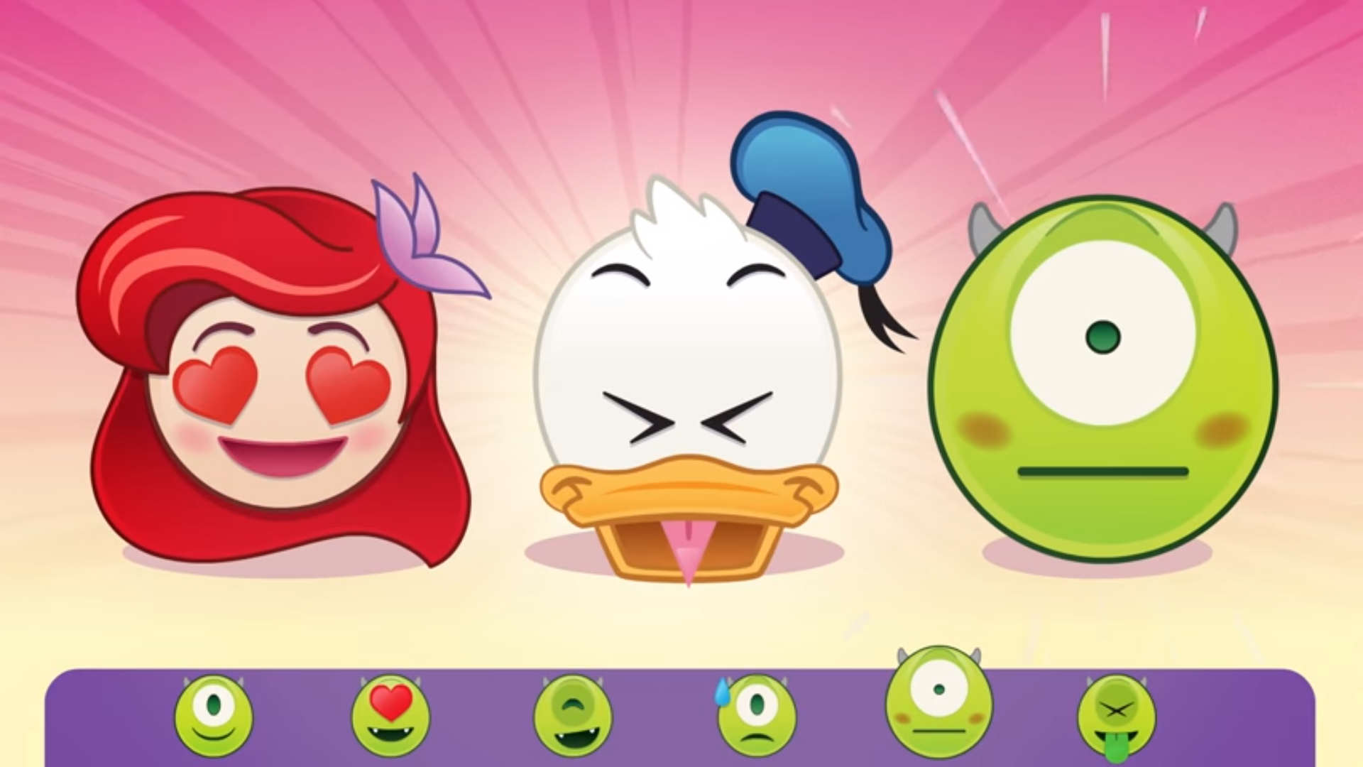 Disney Emojis Are Coming And Nothing Will Ever Be The Same Again disney emoji 02 disney