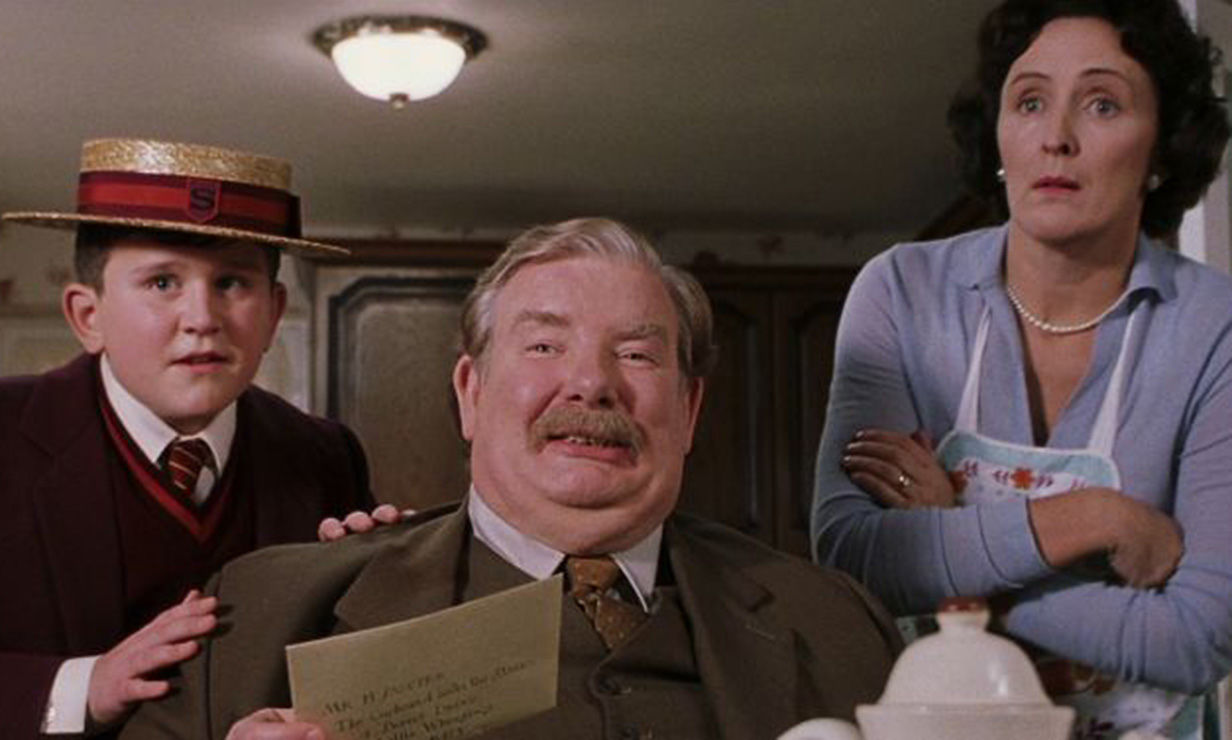 Jk Rowling Finally Reveals Why The Dursleys Hated Harry Potter dursley 1