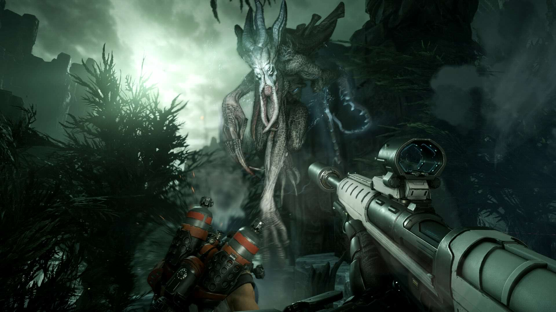 Evolve Free To Play Now Available On Steam evolve screen 1.0