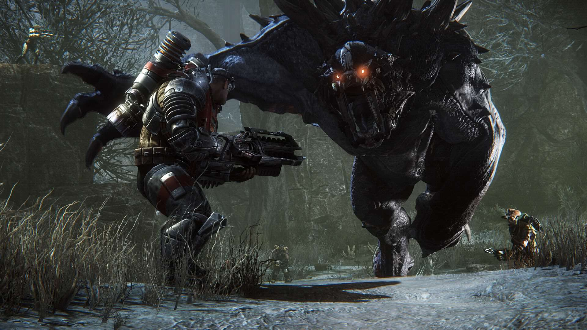 Evolve Free To Play Now Available On Steam evolve