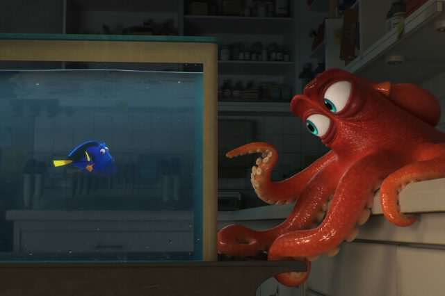Finding Dory Found Its Way Into Our Hearts finding dory 1 640x426