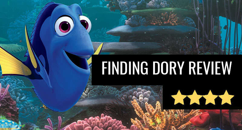finding dory review thumb