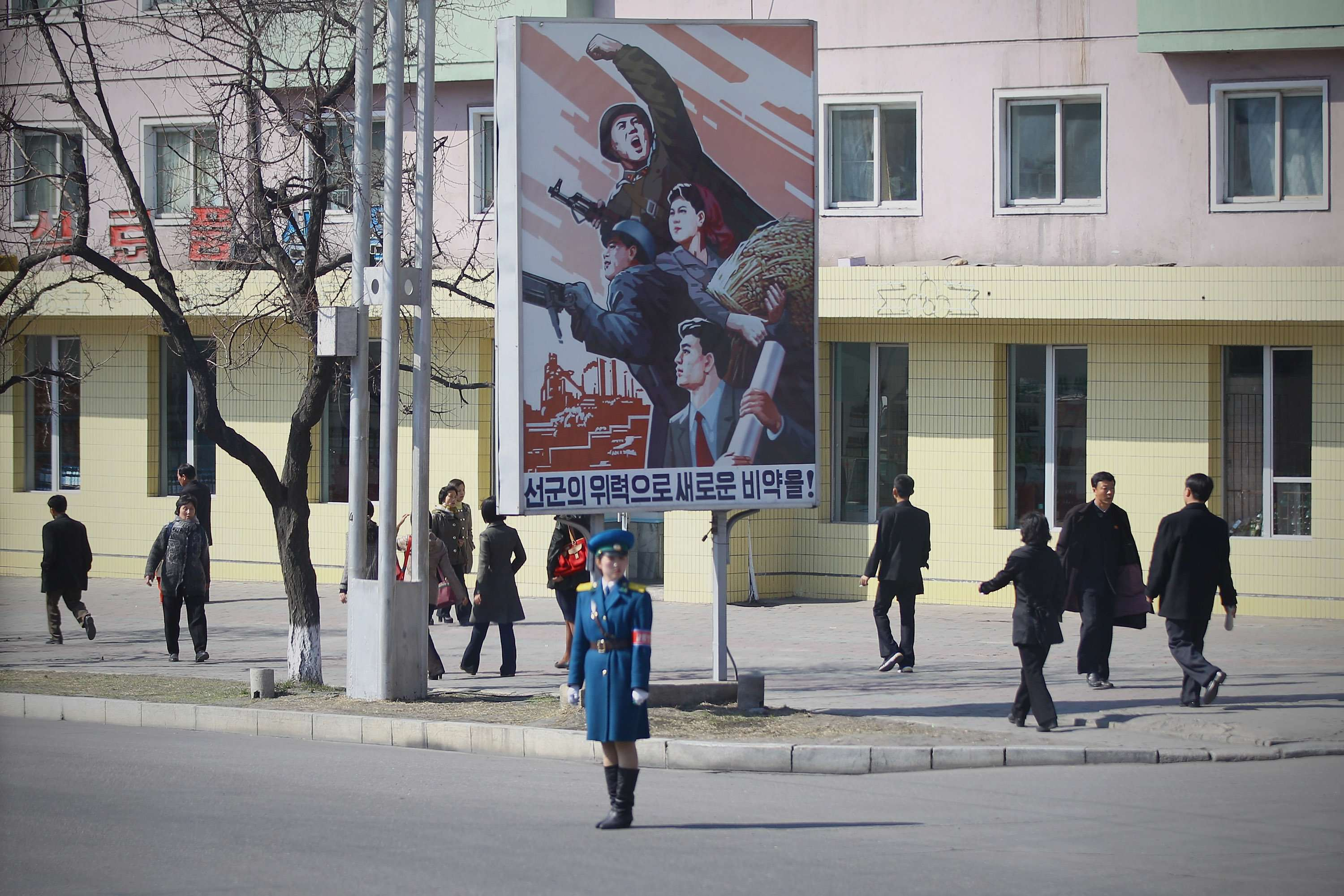 These Are The Ridiculous Facts North Korean Kids Learn About Kim Jong il gettyimages 111710861