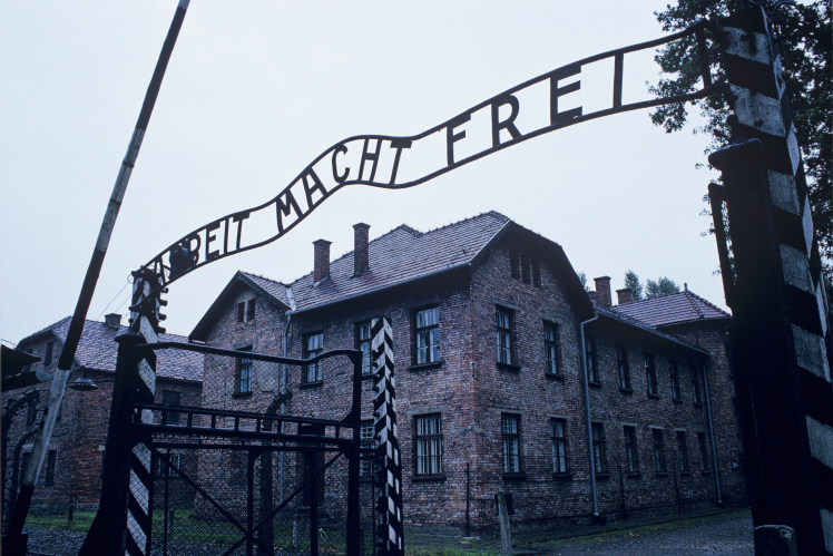 Auschwitz Prisoners Notes From Hell Finally Deciphered gettyimages 75225818