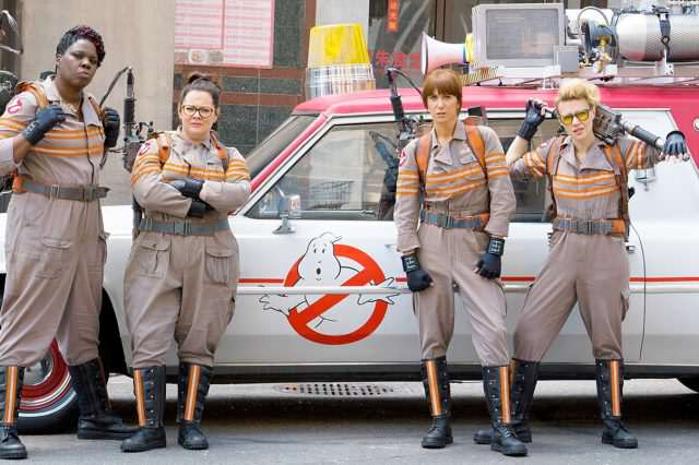 Ghostbusters (2016) Review: A Troll Busting Success ghostbusters 2016 640x426
