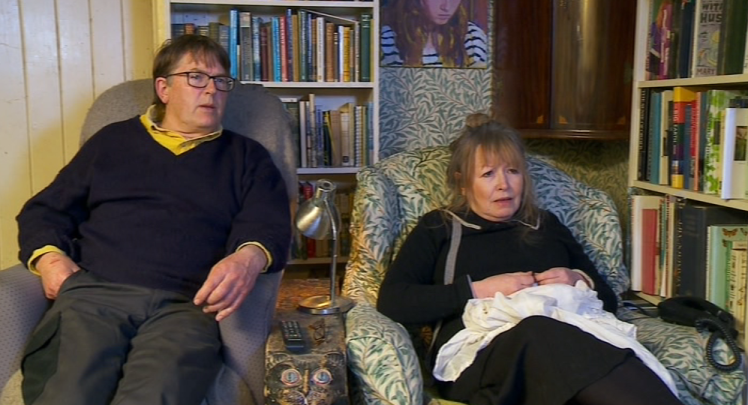 This Is What The Stars Of Gogglebox Actually Do For A Living giles and mary2
