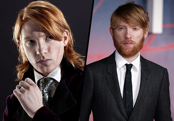 This Is What The Stars Of Harry Potter Are Up To Now gleeson