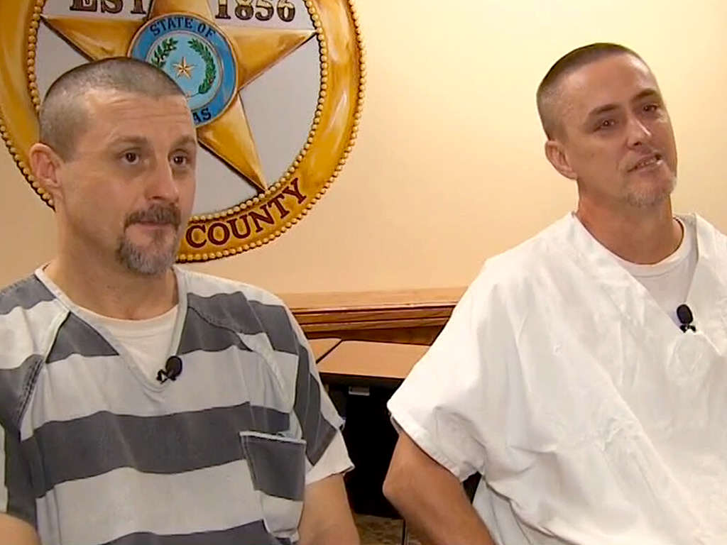 These Prisoners Broke Out Of Jail For The Best Reason guard1