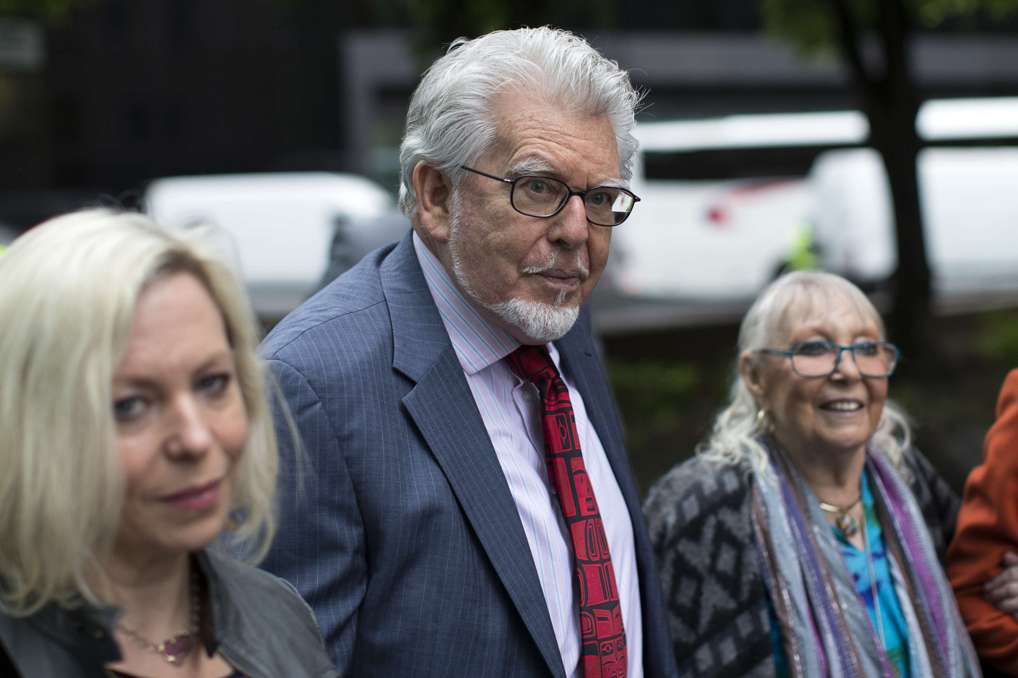 Rolf Harris Wrote This Twisted Song Taunting His Victims, Apparently harris44