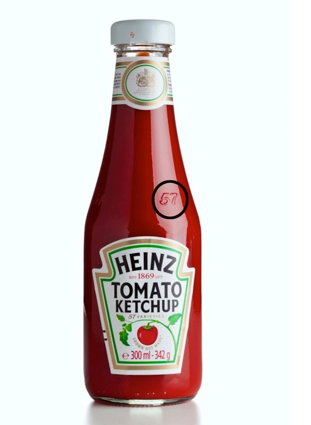 Heinz Reveal Secret Trick To Get Sauce Out Of The Bottle heinz44