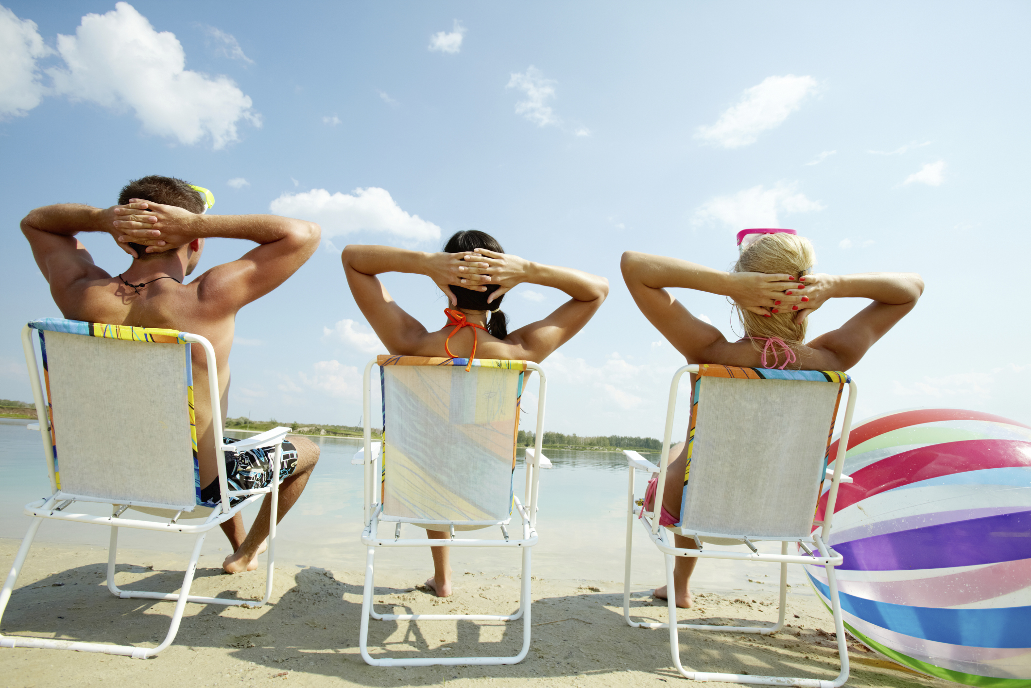 The World Is Going To End In A Fortnight, Apparently holidaymakers