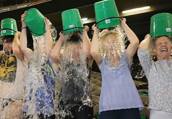 Remember Ice Bucket Challenge? Well It Just Achieved Something Incredible ice bucket challenge 2