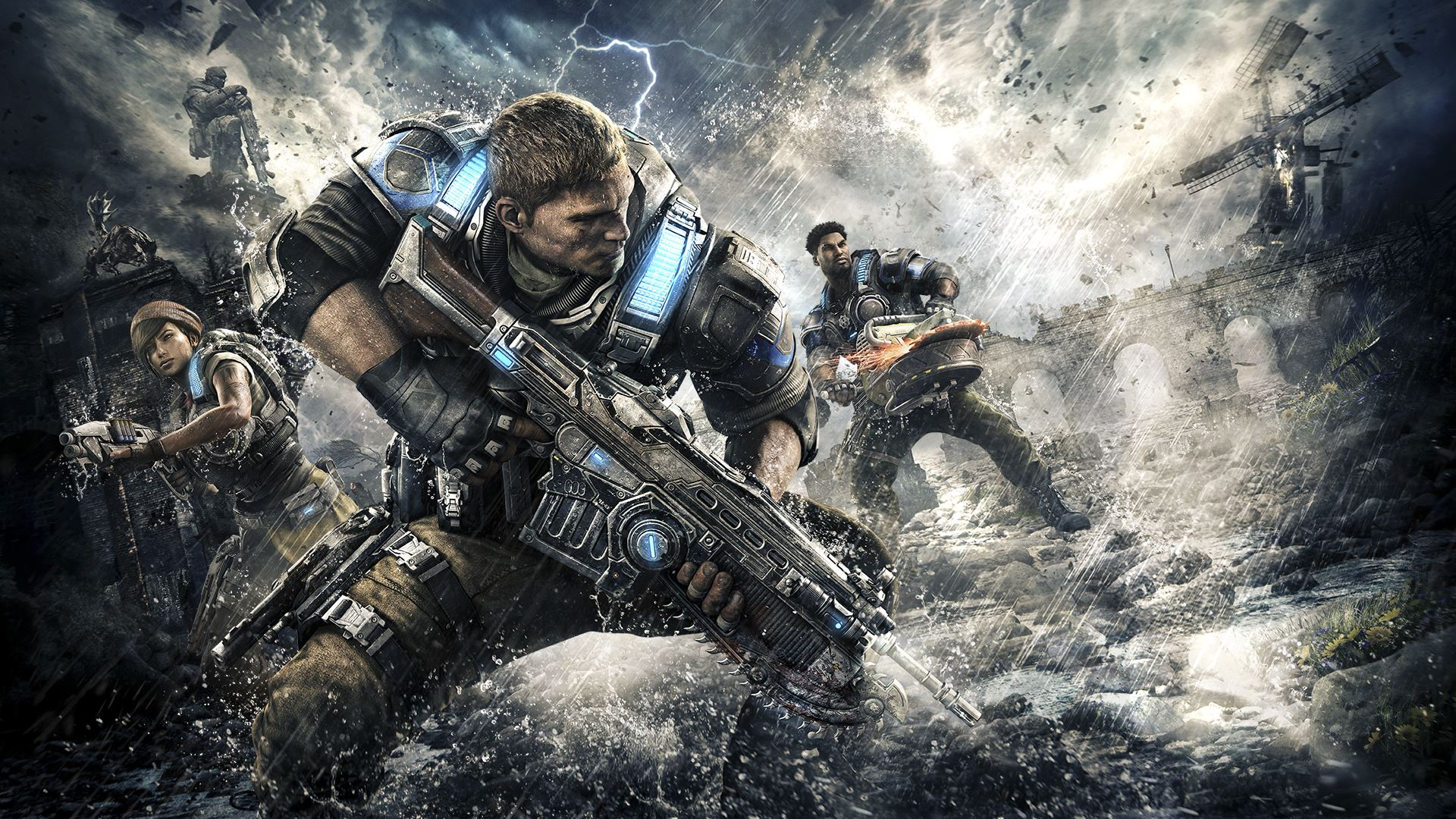 Gears Of War 4 Has A Stack Of Exclusives On PC image 4