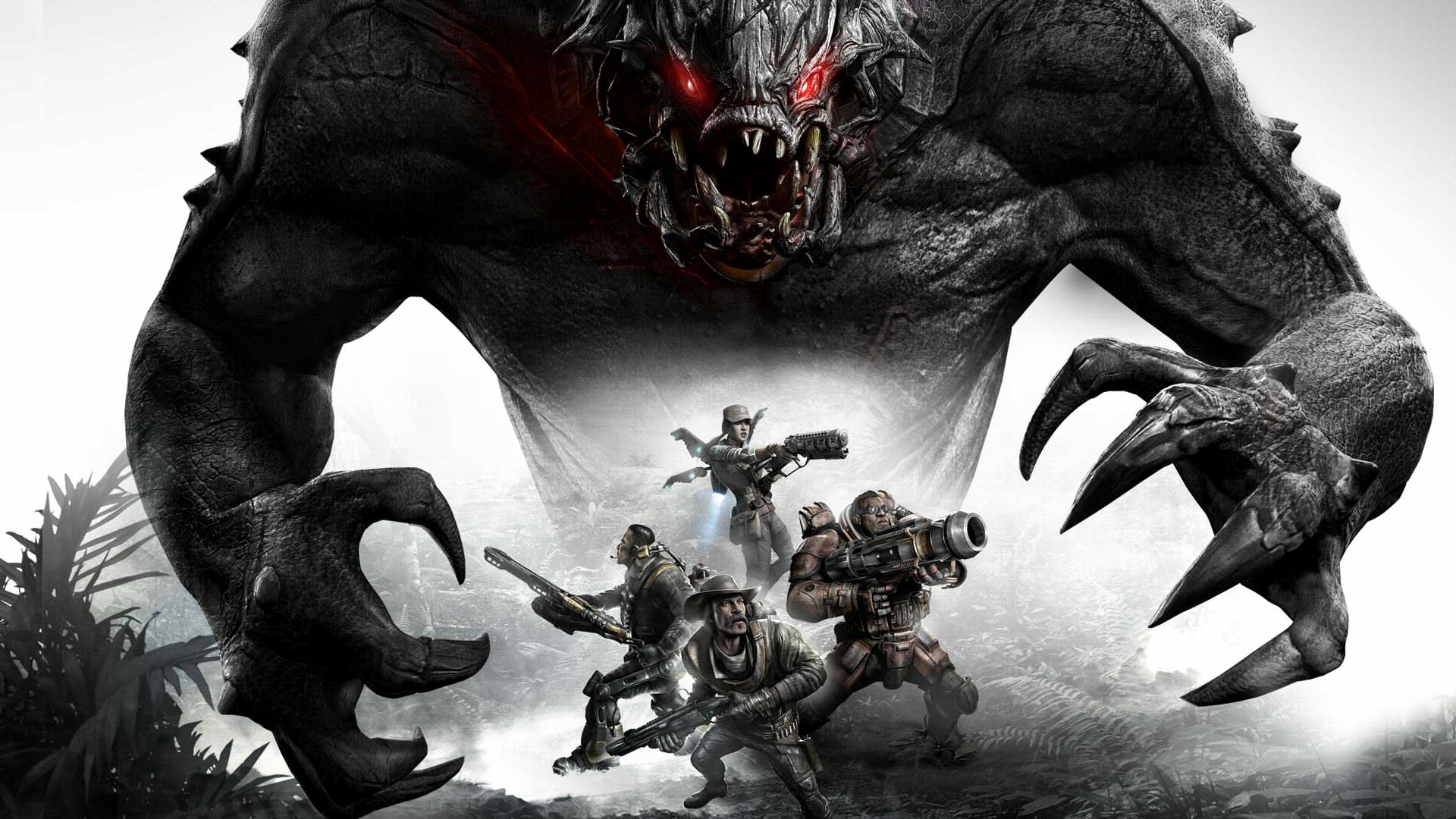 Evolve Free To Play Now Available On Steam image